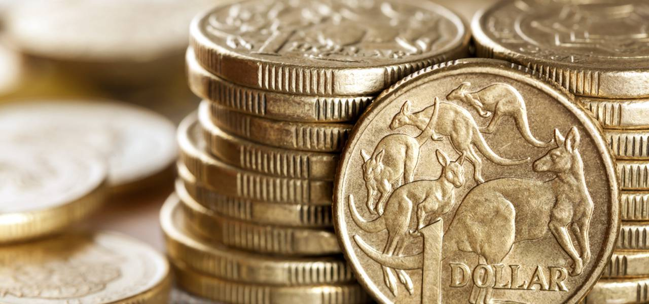 A chance for the Australian dollar